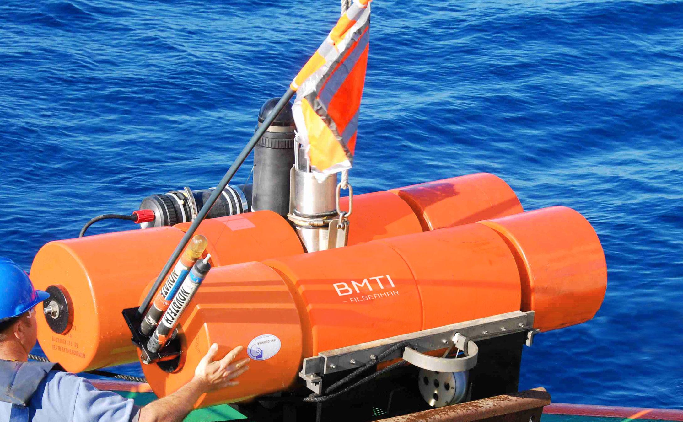 Oceanography buoyancy