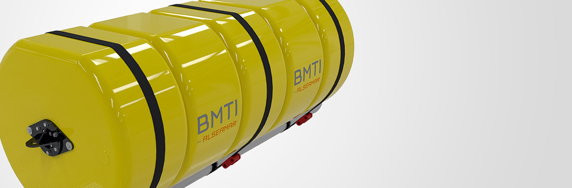 Custom installation buoyancy for deepwater applications - BMTI